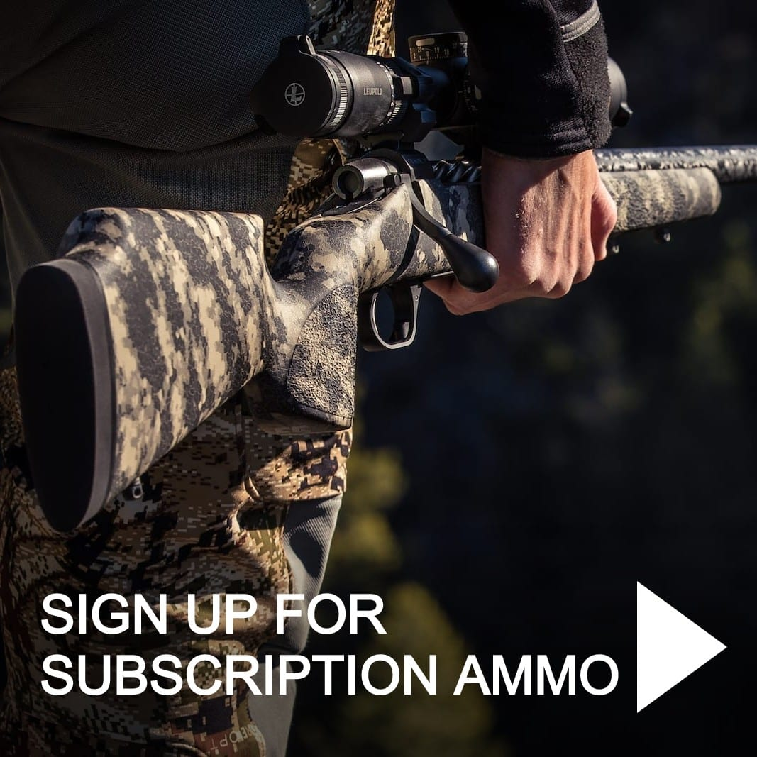 Subscription Ammo